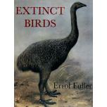 Book  Extinct birds by  Errol Fuller