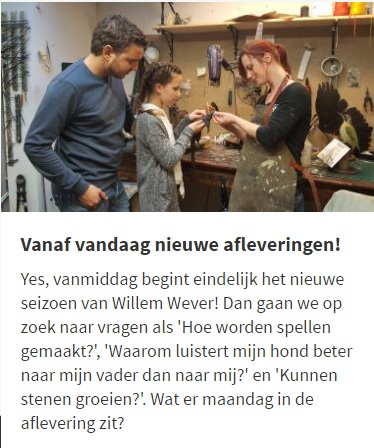 Dutch television in De Museumwinkel.com
